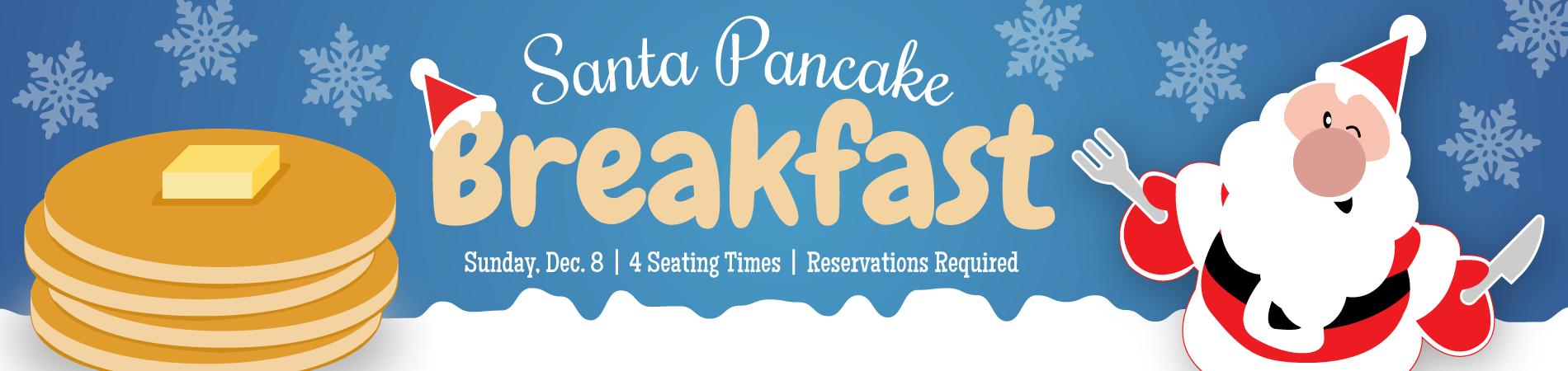 Santa Pancake Breakfast